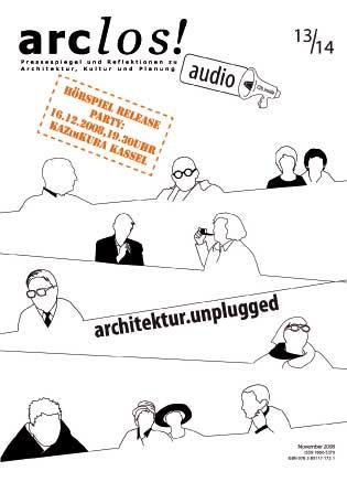 architektur unplugged neue formen der architekturvermittlung im kaz kassel zeitung. Black Bedroom Furniture Sets. Home Design Ideas