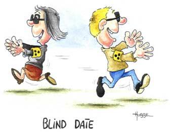 Blind dating kassel