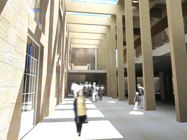 wettbewerb kongresspalais moderne architektur mit respekt. Black Bedroom Furniture Sets. Home Design Ideas